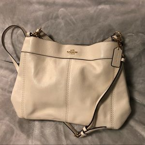 Coach Mini Lexy Leather bag